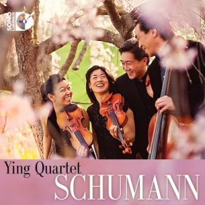 Ying Quartet - Schumann: String Quartets (2014) [HDtracks]