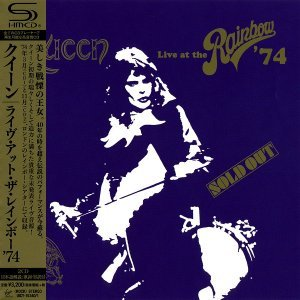 Queen - Live At The Rainbow '74 (2014) [Japan SHM-CD, 2CD]