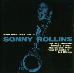 Sonny Rollins - Volume Two (1957)