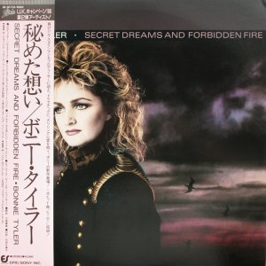 Bonnie Tyler - Secret Dreams And Forbidden Fire [Japan LP] (1986)