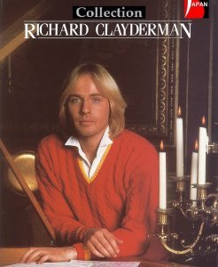 Richard Clayderman - Japanese Vinyl Collection: 11 Albums (1978-1985)