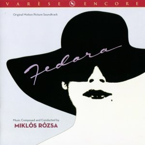 Miklos Rozsa - Fedora: Original Motion Picture Soundtrack (1978) [Limited Edition 2014]