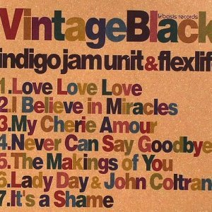Indigo Jam Unit & Flexlife - Vintage Black (2009)