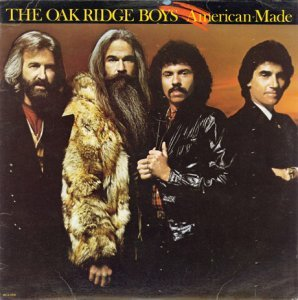 The Oak Ridge Boys - American Made (1983) [Vinyl]