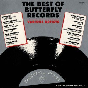 VA - The Best of Butterfly Records (1990)