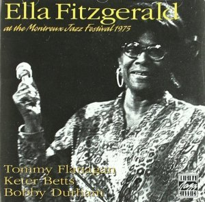 Ella Fitzgerald - At the Montreux Jazz Festival (1975)