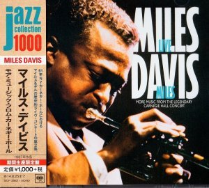 Miles Davis - More Music From The Legendary Carnegie Hall Concert (1961) [2014 Japan Jazz Collection 1000]