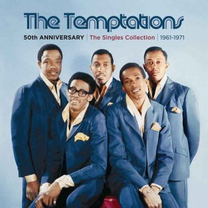 The Temptations - 50th Anniversary ~ The Singles Collection 1961-1971 [Box Set] (2011)