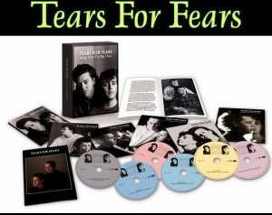 Tears For Fears - Songs From The Big Chair (1985) [2014, 30th Anniversary Edition, Box Set]