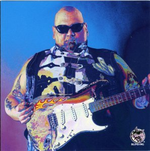 Popa Chubby - Electric Chubbyland (Plays Jimy Hendrix) (2007)