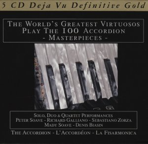 VA - The World's Greatest Virtuosos Play the 100 Accordion Masterpieces (2011)