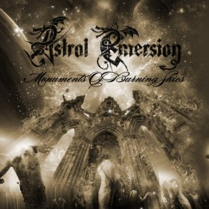 Astral Emersion - Monuments Of Burning Skies (2013)
