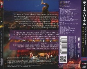 Deep Purple with Orchestra - Live in Verona [Japan] (2014)