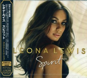 Leona Lewis - Spirit [Japanese Edition] (2008)