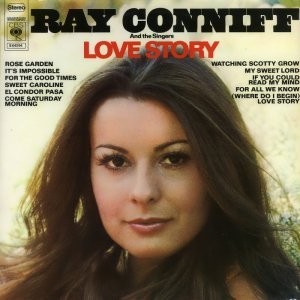 Ray Conniff And The Singers - Love Story [LP] (1971)