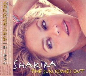 Shakira - The Sun Comes Out [Japan] (2010)