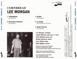 Lee Morgan - Cornbread (1965) [2014 Japan SHM-CD 24-192 Remaster]