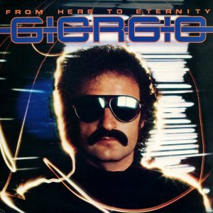 Giorgio Moroder - From Here To Eternity [LP] (1977)