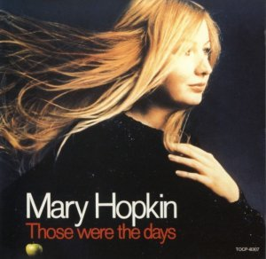 Mary Hopkin - Those Were The Days (Japan Remaster) (1995)