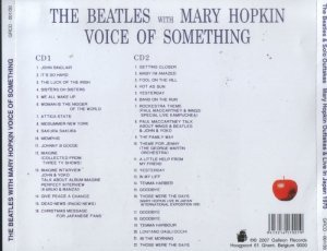 The Beatles with Mary Hopkin - Voice of Something [2CD] (2007)