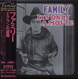 Family - It's Only a Movie (Japan Edition) (2004)
