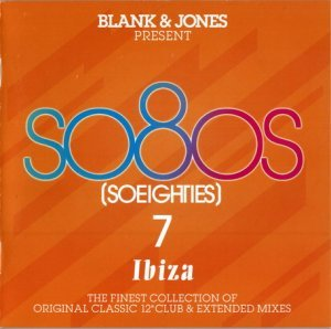 VA - Blank & Jones pres. So80s (So Eighties) Vol. 7 Ibiza 3CD (2012)