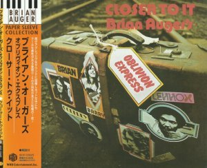 Brian Auger's Oblivion Express - Closer To It (1973) (Japan) [2006]
