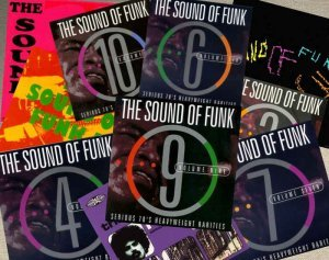 VA - The Sound of Funk Volume 1-10 (1992-2005)
