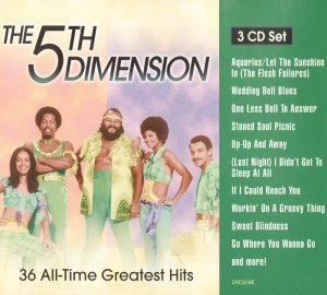 5th Dimension - 36 All-Time Greatest Hits [3CD] (1999)