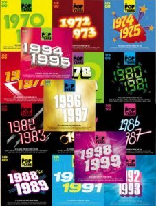 VA - The Pop Years: 1970-1999 - Collection (2009)