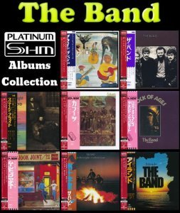 The Band - 8 Albums Japan PT-SHM Collection (2015)