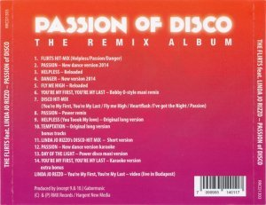 The Flirts Feat. Linda Jo Rizzo - Passion Of Disco: The Remix Album (2014)