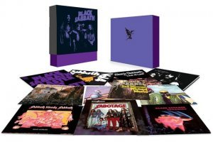 Black Sabbath – The Vinyl Collection 1970-1978 [10 LP, Box Set] (2012)