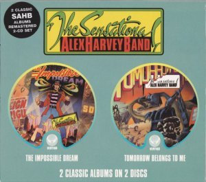 The Sensational Alex Harvey Band - The Impossible Dream/Tomorrow Belongs to Me [1974-75]Remastered(2002)