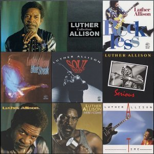 Luther Allison - Collection: 7 Albums (1980-1997)
