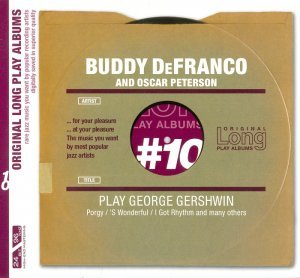 Buddy DeFranco and Oscar Peterson - Play George Gershwin (2005)