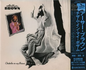 Arthur Brown - Chisholm In My Bosom [Japanese Edition] (1977) [2006]