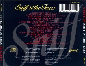 Sniff 'n' the Tears - A Best Of Sniff 'n' the Tears (1991)
