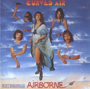 Curved Air - Airborne (1976)