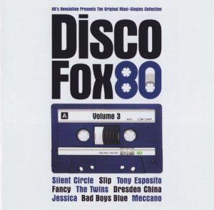 VA - Disco Fox 80 Vol. 03 [The Original Maxi-Singles Collection] (2014)
