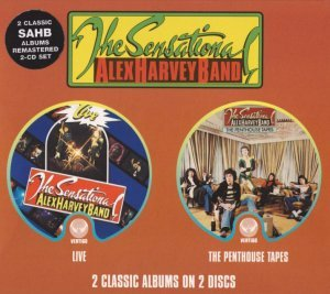 The Sensational Alex Harvey Band - Live/The Penthouse Tapes [1975/76]Remastered(2002)