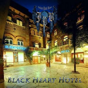 Julian Paul Band - Black Heart Hotel (2013)