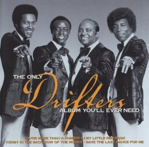 The Drifters - The Only Drifters Album You'll Ever Need (2004)