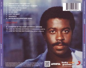 Kashif - Condition Of The Heart [Expanded Edition] (2012)