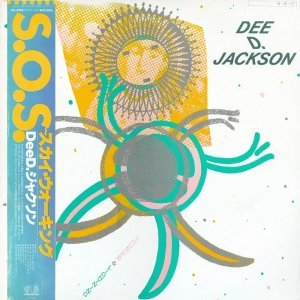 Dee D. Jackson - Thunder & Lightning [Japan LP] (1980)