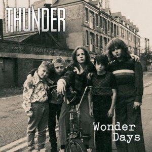 Thunder - Wonder Days (2015)
