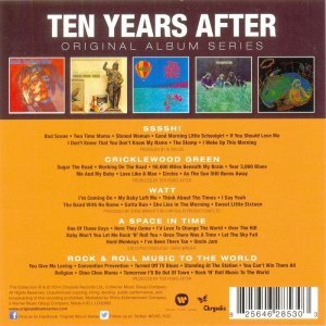 Ten Years After - Original Album Series [5CD Box Set] (2014)