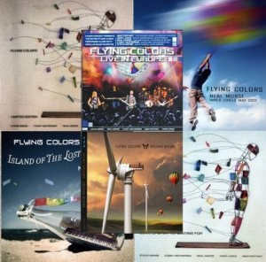 Flying Colors - Discography 9CD (2012-2014)