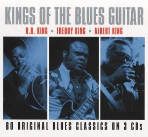 VA - Kings Of The Blues Guitar [3CD Box Set] (2014)