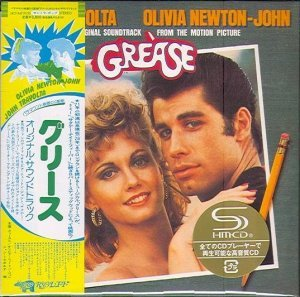 VA - Grease (OST) [Deluxe Edition, Japanese SHM, 2CD] (2011)